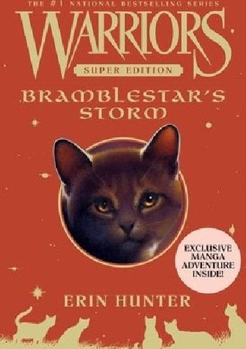 Okładka książki Warriors Super Edition: Bramblestar's Storm Erin Hunter