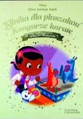 Okładka książki Klinika dla pluszaków. Kangurze karate Małgorzata Strzałkowska