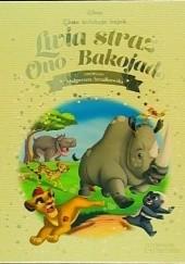 Okładka książki Lwia straż Ono - Bąkojad Małgorzata Strzałkowska