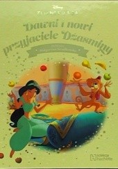 Okładka książki Dawni i nowi przyjaciele Dżasminy Małgorzata Strzałkowska