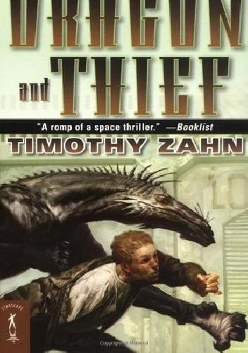 Okładka książki Dragon and Thief Timothy Zahn