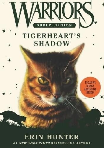 Okładka książki Warriors Super Edition: Tigerheart's Shadow Erin Hunter
