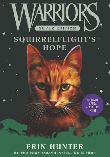 Okładka książki Warriors Super Edition: Squirrelflight's Hope Erin Hunter