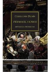 Okładka książki Prymarchowie