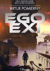 Okładka książki Egoexi Artur Pomierny