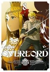 Okładka książki Overlord #8 Maruyama Kugane,Fugin Miyama