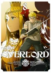Okładka książki Overlord #8