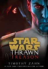 Okładka książki Thrawn: Treason Timothy Zahn