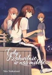 Okładka książki Gdy zakwitnie w nas miłość #4 Nio Nakatani