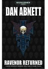 Okładka książki Ravenor Returned