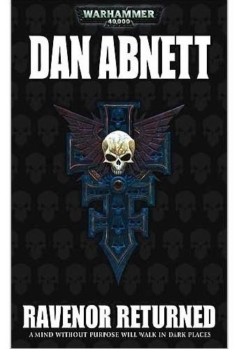 Okładka książki Ravenor Returned Dan Abnett