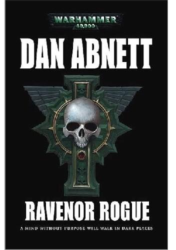 Okładka książki Ravenor Rogue Dan Abnett