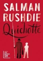 Okładka książki Quichotte Salman Rushdie
