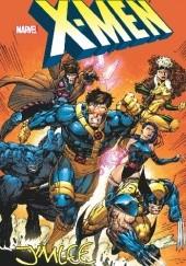 Okładka książki X-Men. Jim Lee Chris Claremont,Jim Lee,Ann Nocenti