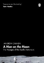 Okładka książki A Man on the Moon Andrew Chaikin