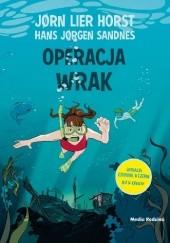 Okładka książki Operacja Wrak Jørn Lier Horst,Hans Jørgen Sandnes