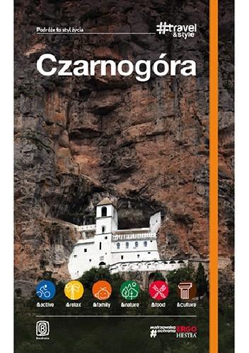 Okładka książki Czarnogóra praca zbiorowa