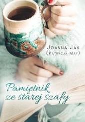 Okładka książki Pamiętnik ze starej szafy Joanna Jax