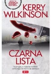 Okładka książki Czarna lista Kerry Wilkinson