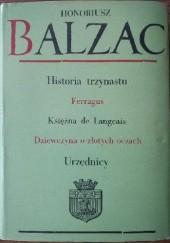 Okładka książki Komedia Ludzka - Tom XI - Studia obyczajowe (Sceny z życia paryskiego) Honoré de Balzac
