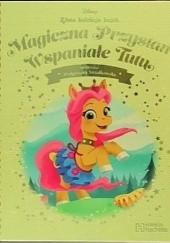 Okładka książki Magiczna Przystań. Wspaniałe Tutu. Małgorzata Strzałkowska