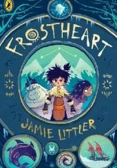 Okładka książki Frostheart Jamie Littler