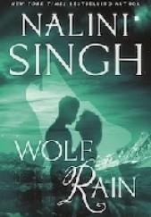 Okładka książki Wolf Rain Nalini Singh