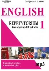 Okładka książki English 1. Repetytorium tematyczno-leksykalne