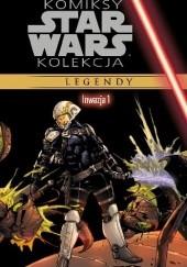 Okładka książki Star Wars: Inwazja #1 Colin Wilson,Tom Taylor