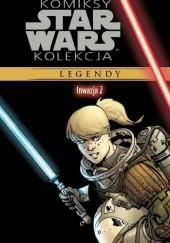 Okładka książki Star Wars: Inwazja #2 Colin Wilson,Tom Taylor