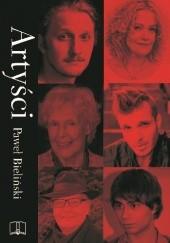 Okładka książki Artyści Paweł Bieliński