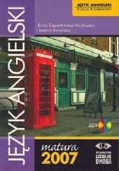Okładka książki Język angielski. Matura 2007. Poziom podstawowy Joanna Kowalska,Ilona Gąsiorkiewicz-Kozłowska