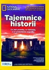 Okładka książki National Geographic. Numer Specjalny 2/2019 Tajemnice historii Redakcja magazynu National Geographic