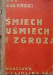 Okładka książki Śmiech, uśmiech i zgroza Tadeusz Boy-Żeleński