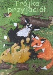 Okładka książki Trójka przyjaciół Ulf Stark