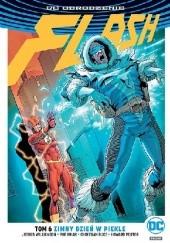 Okładka książki Flash: Zimny dzień w piekle Pop Mhan,Joshua Williamson,Howard Porter,Christian Duce Fernandez