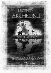 Okładka książki Nocne słońca Thomas Arnold