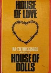 Okładka książki House Of Love Yehi'el Dinur