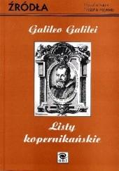 Okładka książki Listy kopernikańskie