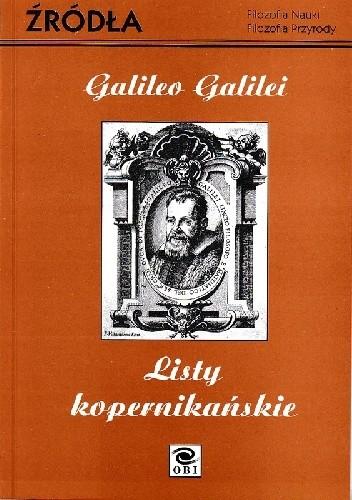 Okładka książki Listy kopernikańskie Galileo Galilei