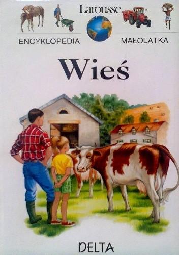 Okładka książki Wieś Séverine Bergeault,Daniel Sassier