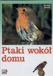 Okładka książki Ptaki wokół domu Rudolf Specht