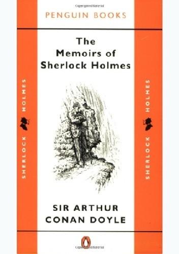 Okładka książki The Memoirs of Sherlock Holmes Arthur Conan Doyle
