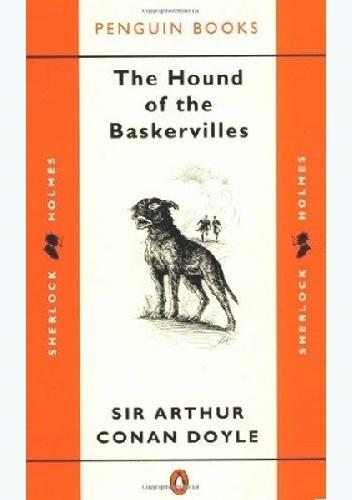 Okładka książki The Hound of the Baskervilles Arthur Conan Doyle