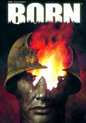 Okładka książki Punisher- Born #3 Garth Ennis,Darick Robertson