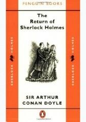 Okładka książki The Return of Sherlock Holmes