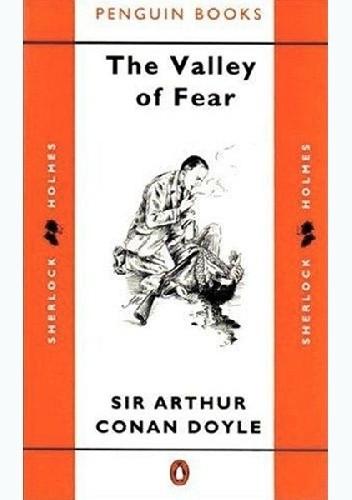 Okładka książki The Valley of Fear Arthur Conan Doyle