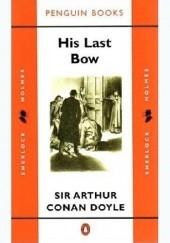 Okładka książki His Last Bow