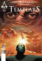 Okładka książki Assassin's Creed: Templars - Issue 7