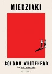 Okładka książki Miedziaki Colson Whitehead